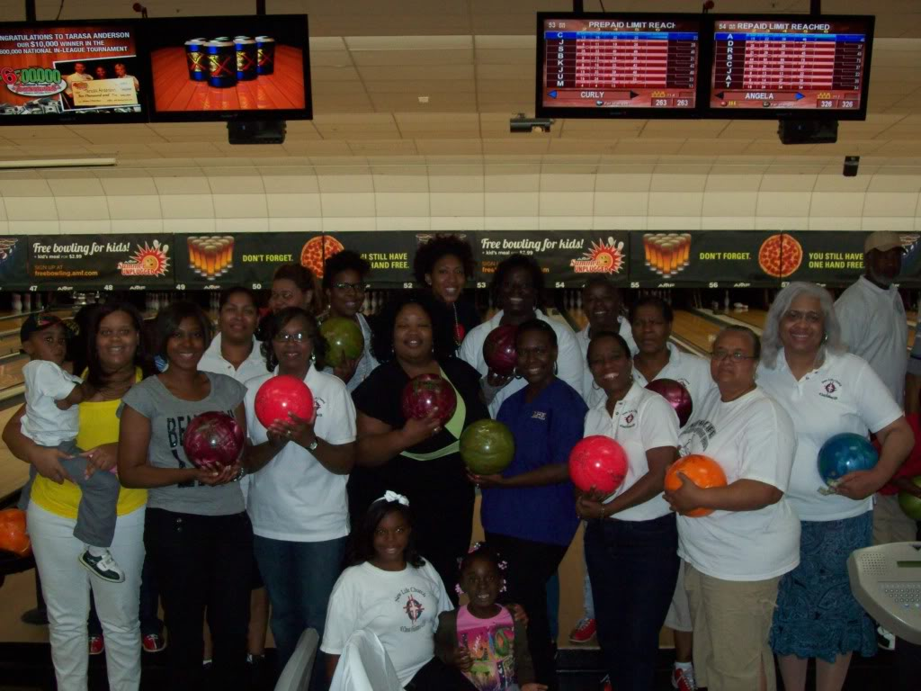 2011 New Life Bowling